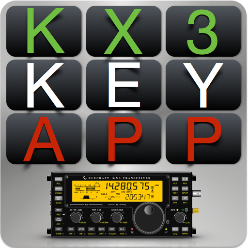 KX3 Key App Icon LARGE